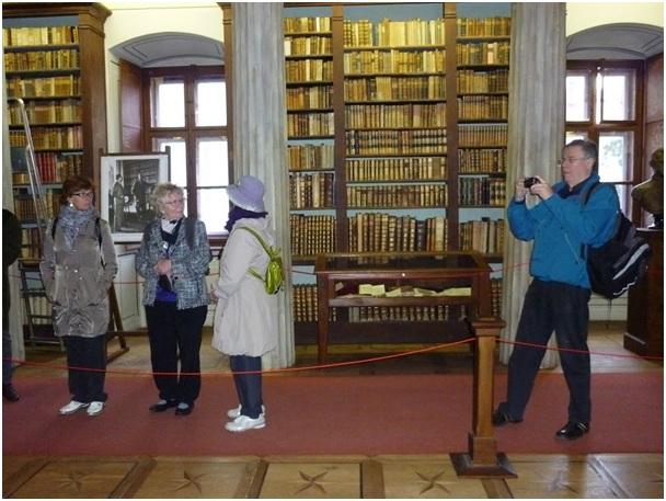 Sárospataki Református Kollégium Nagykönyvtára