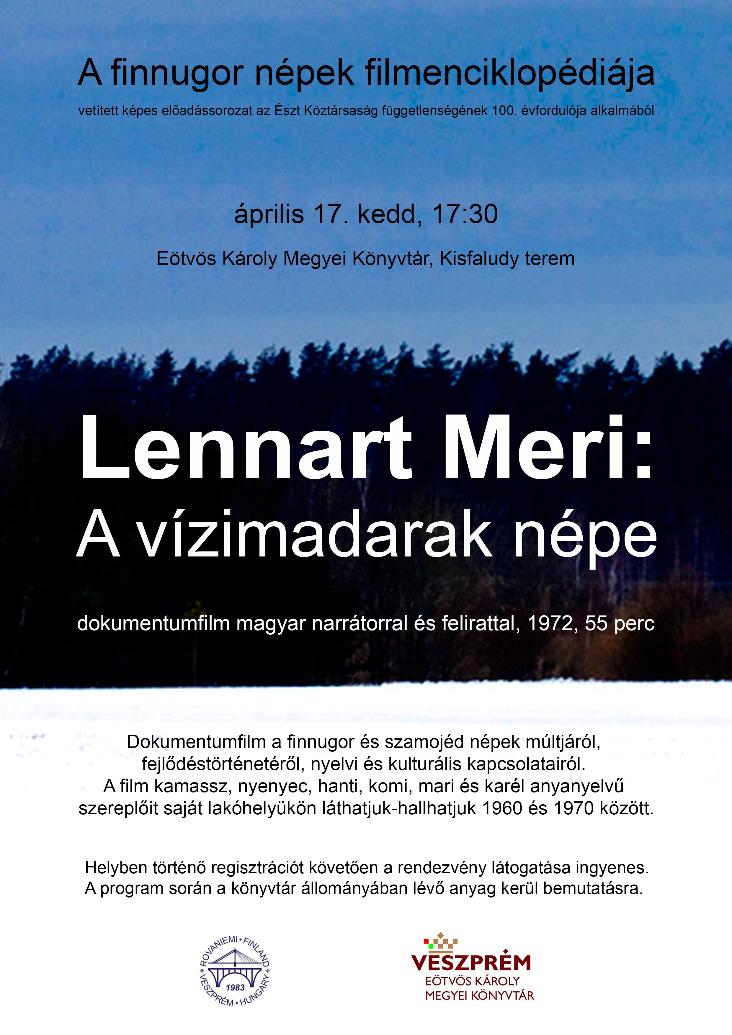 A finnugor népek filmenciklopédiája